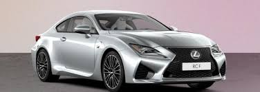 silver lexus lexus rc and rc f colour guide and prices carwow