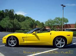 corvette 2005 convertible 2005 corvette z51 convertible for sale at buyavette atlanta