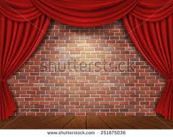 elegant brick red curtains inspiration with sheer french door or