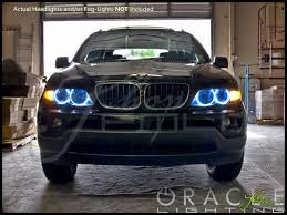bmw x5 headlights 00 06 bmw x5 led dual color halo rings headlights bulbs