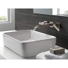 delta faucet t3568lf sswl ara brilliance stainless wall mount