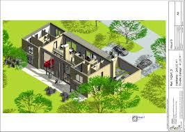 plan maison plain pied 2 chambres garage charmant plan maison 2 chambres ravizh com