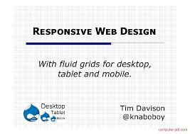 tutorial desain web pdf pdf responsive web design free tutorial for beginners