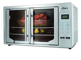 Restaurant Kitchen Doors For Sale Amazon Com Oster Tssttvfddg Digital French Door Oven Stainless