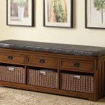 uncategorized benches storage bench with drawers plans design