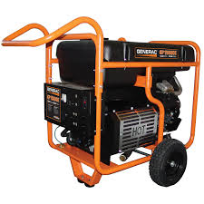 name brand portable generators from generac briggs u0026 stratton