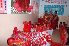 colours day celebration 2014 sri jayendra golden jubilee school