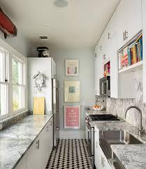 Small Square Kitchen Design Ideas Narrow Kitchen Ideas Photogiraffe Me