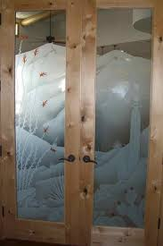 Interior Bedroom Doors With Glass Interior Glass Doors With Obscure Frosted Glass Designs Saguaro