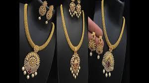 indian metal necklace images Designer necklace sets new model traditional necklace designs jpg