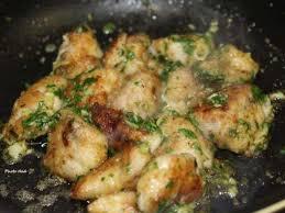 cuisiner cepes frais les meilleures recettes de persillade et chignons