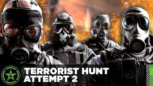 rainbow six siege beta terrorist hunt attempt 2