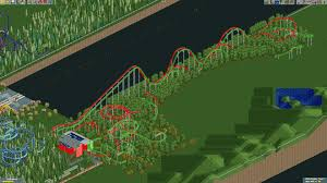 Six Flags October My Modified Multiplayer Six Flags Park 4 1 2016 Parks Openrct2