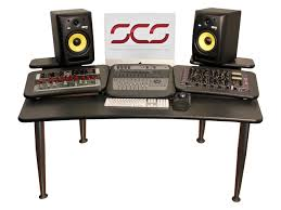 Producer Studio Desk by Angelo Petraglia Chooses Avm Sound Construction U0026 Supply