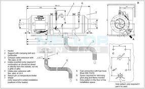 webasto hl90 heater 24v 9 0kw air heater night heater kits