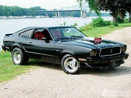 mustang 1975 cobra 1978 ford mustang ii cobra related infomation specifications