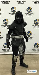 Wraith Halloween Costume Noob Saibot Halloween Costume Contest 2017