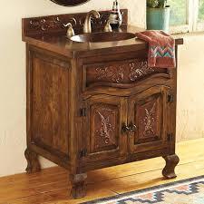 western bathroom vanityideas creative western bathroom vanities