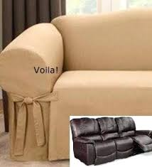 Leather Sofas Covers Recliner Leather Sofa Covers Catosfera Net