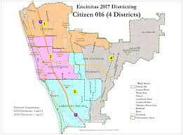 Caltrans District Map 11 12 17 From Hemp To Houses Encinitas Mayor Catherine S