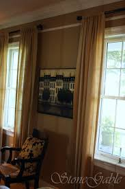 Crate And Barrel Curtain Rods by Windows Restoration Hardware Drapes Modern Drapery Pottery