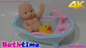 Portable Bathtub For Kids Baby Doll Bathtime Baby And Rubber Duck Bathtub Baby Toy