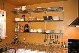 kitchenshelves com kitchen wall mounted kitchen shelves fresh mesmerizing to plete