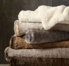connecticut weekend blanket fur throw and faux fur throw