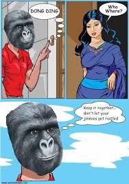 Gorilla Munch Meme - the gorilla munch envirokidz thread page 2 art and images youchew