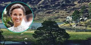 lady glen affric see the massive scottish estate pippa will someday be lady of