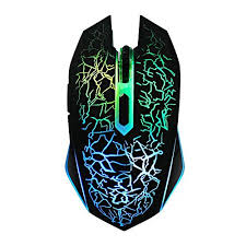 light up gaming mouse pad jc letton s1 usb wired gaming mouse 2500dpi gaming mice with 4 color