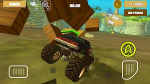 monster truck video game monster truck racing hero 3d android apps on google play