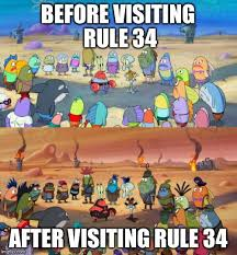 Rule 34 Memes - rule 34 meme by hipsterchipster on deviantart