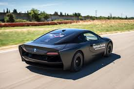 Bmw I8 Modified - bmw once built a hydrogen fuel cell i8