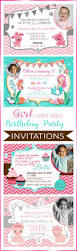 33 best birthday party invitations images on pinterest
