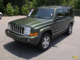 jeep commander silver 2009 jeep green metallic jeep commander sport 4x4 49695381