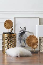 90 best h designer kristy tuck metallic spotlight by havertys looking for easy ways to add shine to your space try adding gold accessories our