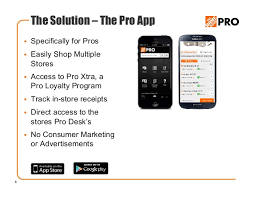 Home Depot Pro Desk Ecommerce With Casey Rivera Of The Home Depot