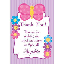 thank you card cute butterfly thank you cards online butterfly