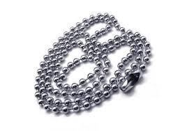 titanium mens jewelry necklace images Men 39 s pure titanium cross necklace pendant chain new 17696 99 jpg
