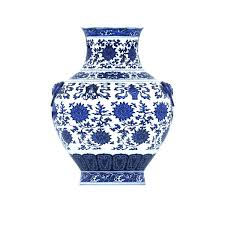 Blue And White Vases Antique Chinese Antique Vases Blue And White Bronze Vase Shapes For Sale