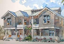 duplex beach house plans dune duplex coastal living southern living house plans