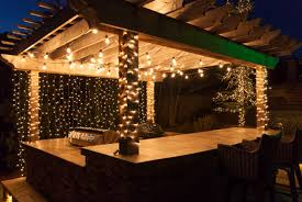 Garden Patio Lights Photo Of Outside Patio Lights Innovative Ideas Garden Patio Lights