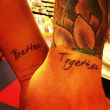 91 best couples matching tattoos images on pinterest love