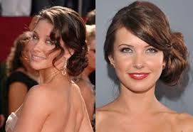 model sanggul rambut pendek video tutorial hair bun untuk rambut pendek 66