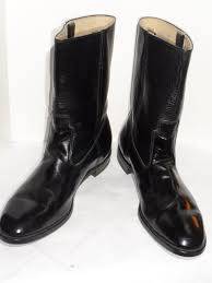 motorcycle boots men vintage 1970s sears black leather men u0027s motorcycle boots classic