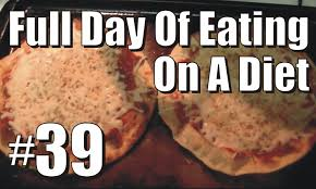 full day of eating on a diet 39 pizza u0026 chinese food youtube