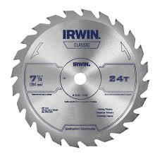 Best Circular Saw Blade For Laminate Flooring Shop Irwin Classic 7 1 4 In Circular Saw Blade At Lowes Com