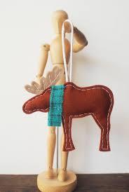 Animal Ornaments 258 Best Felt Ornaments Images On Pinterest Christmas Crafts
