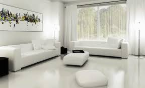 Modern Blinds For Living Room Decorate Modern Living Room White Curtain Yellow Arm Chair Led